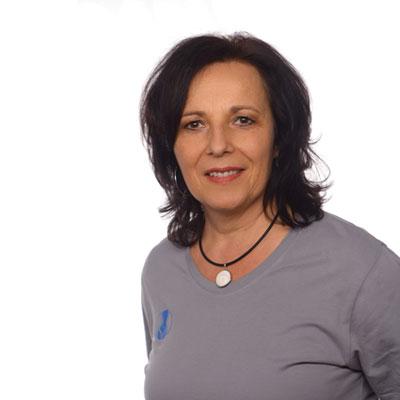 Martina Schairer – medizinische Fachangestellte